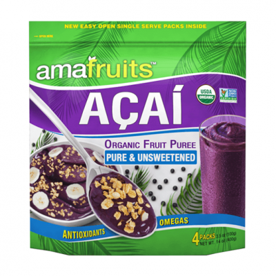Açaí Puree Unsweetened
