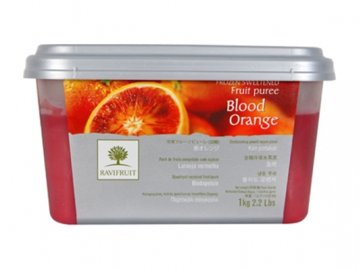 Blood Orange Puree